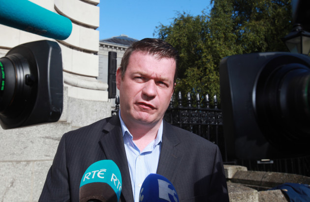 31/08/2016. Pictured is Labour Party Alan Kelly TD