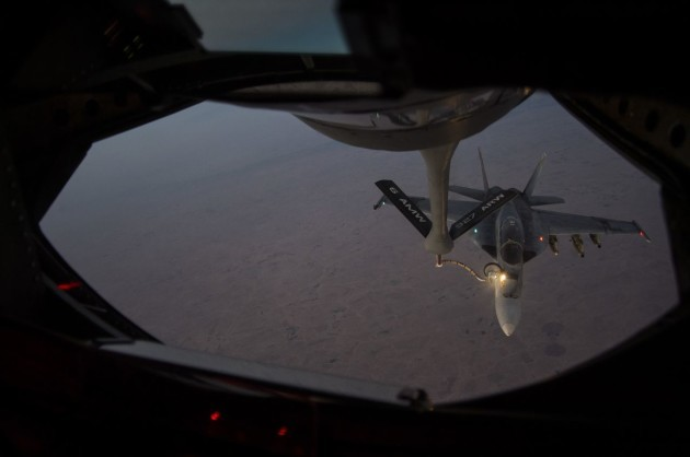 340th EARS Refueling the Fight