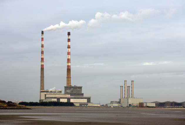 14/12/2009 ESB Poolbeg Power Stations