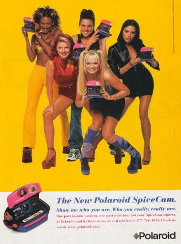 Polaroid 600 Spice Girls (6)