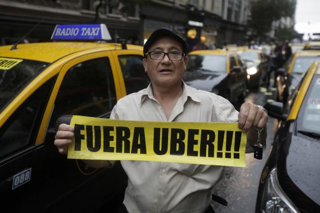 Argentina Uber