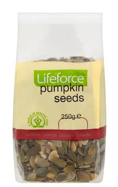 Photo of Lifeforce Pumpkin Seeds