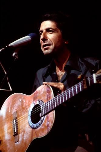 Music - Leonard Cohen