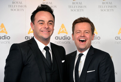 Ant and Dec new ITV contract