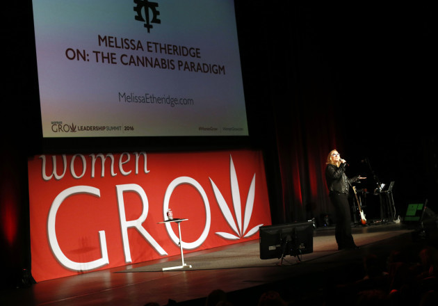 Women Grow Summit Etheridge
