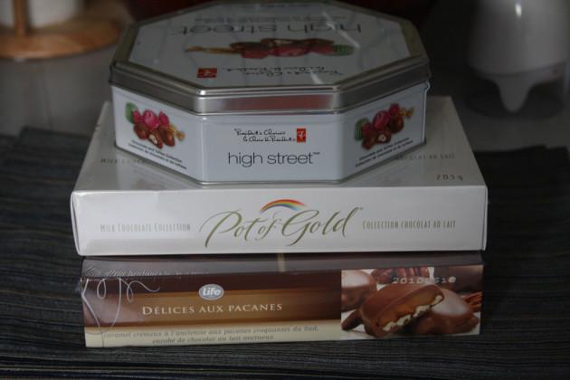39/365 - Christmas Chocolate