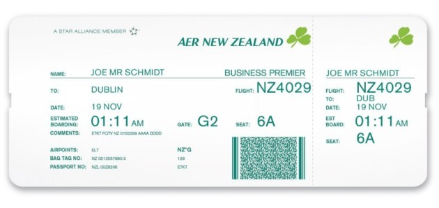 Aer Lingus Got Into An Excellent Twitter War With Air New Zealand