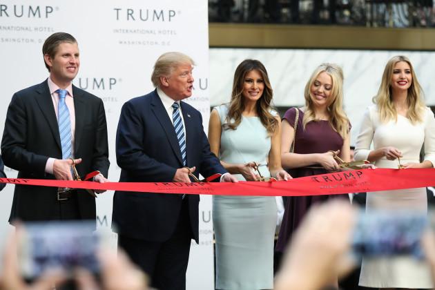 Campaign 2016 Trump Hotel