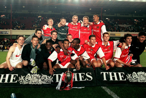 Soccer - The Times FA Youth Cup - Final Second Leg - Arsenal v Coventry City