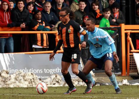 Soccer - npower Football League Two - Barnet v Dagenham & Redbridge - Underhill Stadium