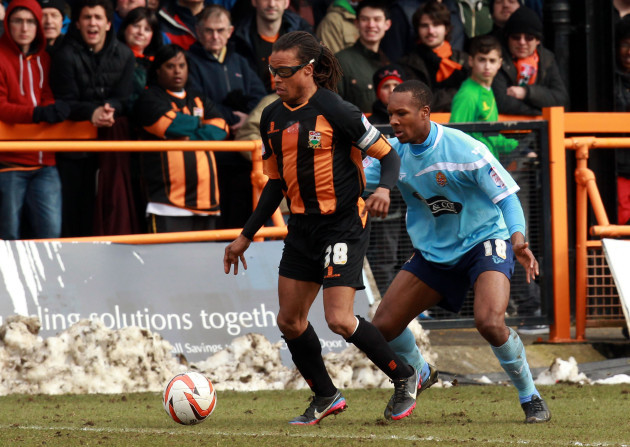 Soccer - npower Football League Two - Barnet v Dagenham & Redbridge - Underhill Stadium
