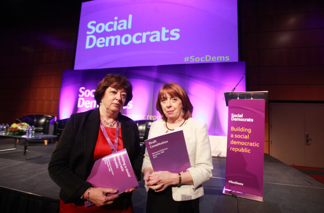 19/11/2016.PicturedSocial Democrats TDs Catherin