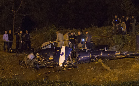 Brazil Helicopter Crash