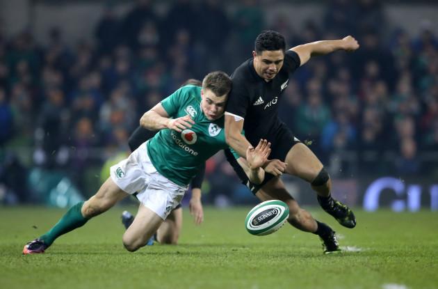 Ireland v New Zealand - Autumn International - Aviva Stadium