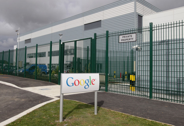 28/9/2012 Google Date Centres Launch