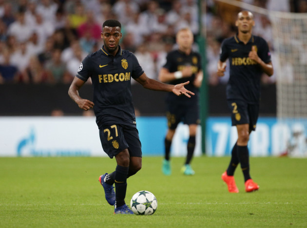 Tottenham Hotspur v Monaco - Champions League - Group E - Wembley Stadium