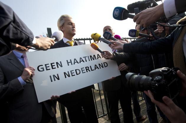 Netherlands Wilders