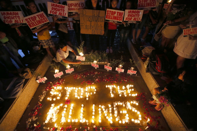 Philippines Duterte 100 Days