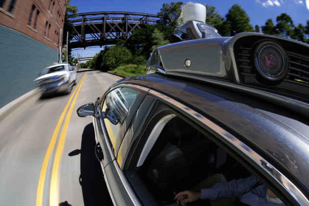 Driverless cars - another step towards Big Brother? · TheJournal ie