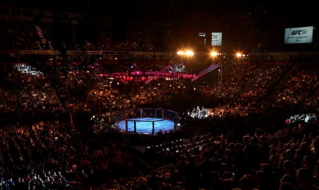 UFC 204 - Manchester Arena