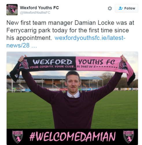 Wexford tweet