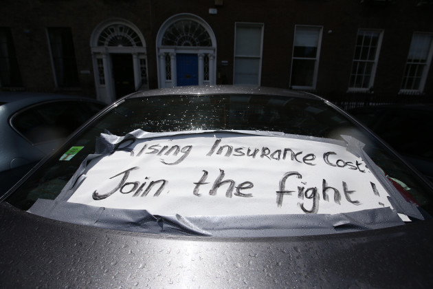 2/7/2016. Car Insurance Protests