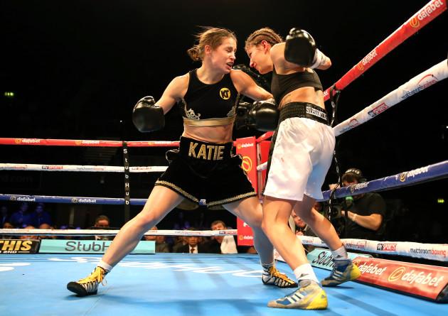 Wembley SSE Arena Boxing