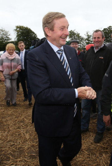 21/09/2016. National Ploughing Championships . Pic