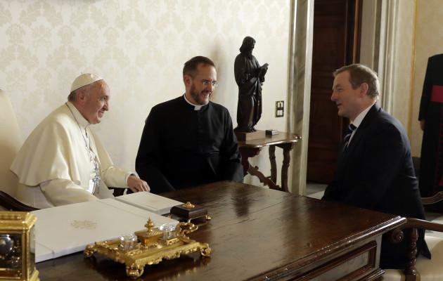 Vatican Ireland