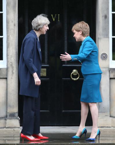 Prime Minister visit to Scotland