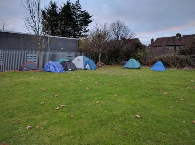 Book Motorhome Campsites & Campervan Sites in Republic