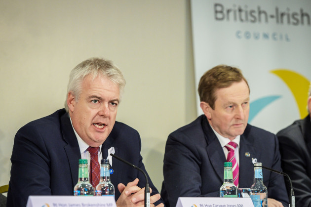 British Irish Council summit