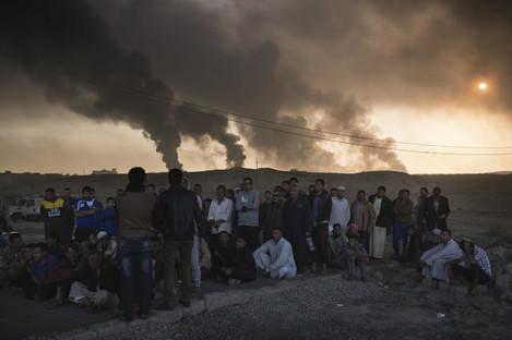 Mideast Iraq Mosul