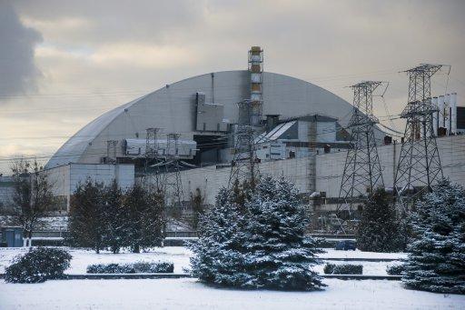 Ukraine Chernobyl