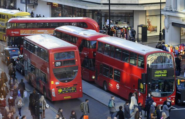 Pedestrianisation of Oxford Street