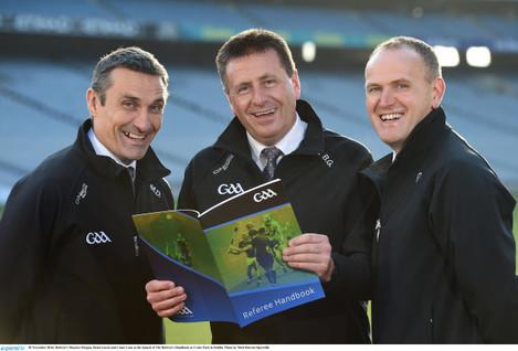 The Referees Handbook Launch