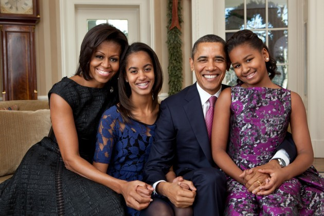 Obama Christmas.Sarah Palin Criticises President Obama Over His Christmas