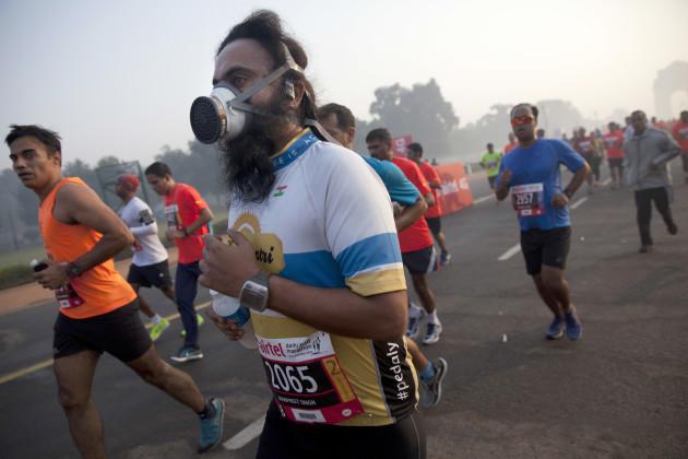 India Half Marathon