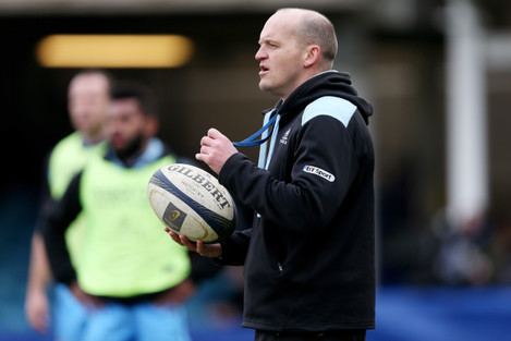 Gregor Townsend File Photo
