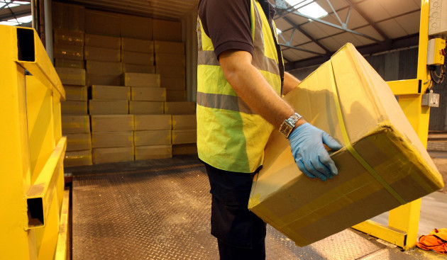 Nine million suspected counterfeit cigarettes seized in Belfast