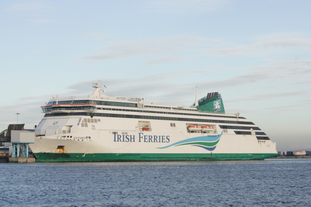 IRISH FERRIES DEMOS PROTESTS JOB LOSSES TRADE UNIONS OFFICAL DISPUTES