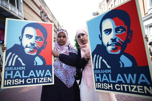 Ibrahim Halawa court case