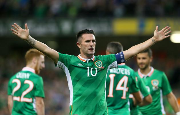 Robbie Keane File Photo
