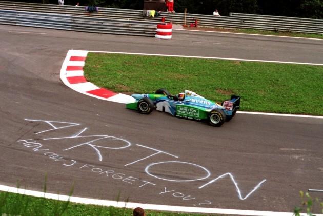 Formula One ... Ayrton Senna Tribute
