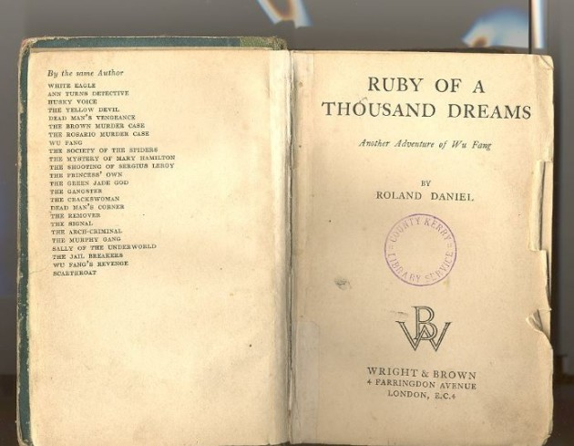 Book returned to Tralee Library 67 years late · TheJournal ie