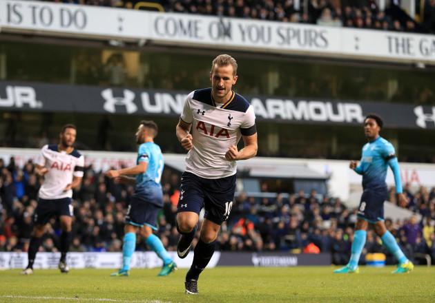 Tottenham Hotspur v Swansea City - Premier League - White Hart Lane