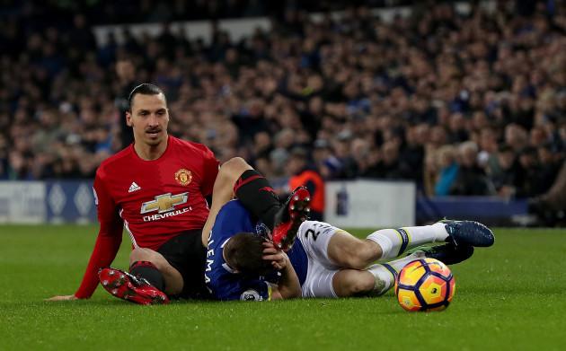Everton v Manchester United - Premier League - Goodison Park