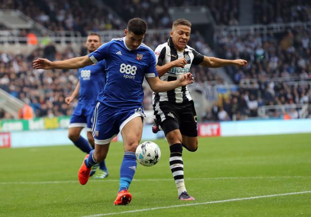 Newcastle United v Brentford - Sky Bet Championship - St James' Park