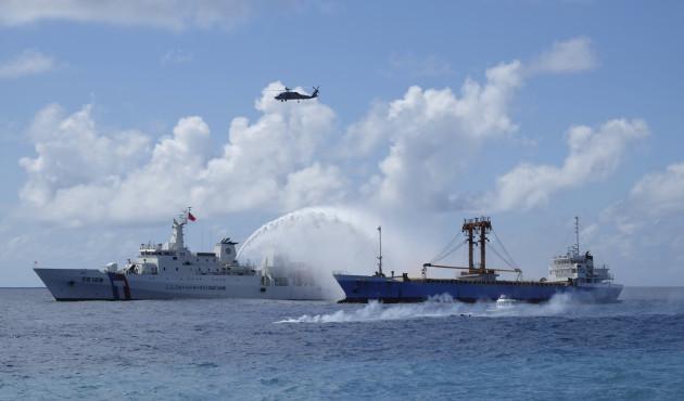 Taiwan South China Sea