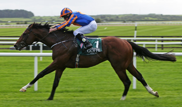 Longines Irish Champions Weekend - Day Two - Curragh